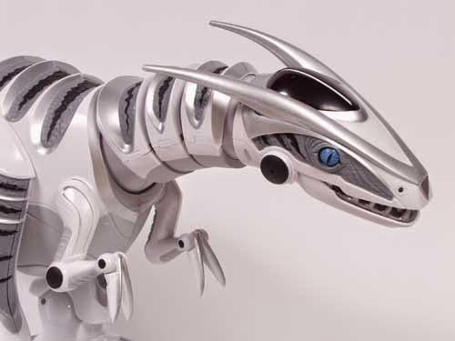 robot velociraptor raptor roboraptor
