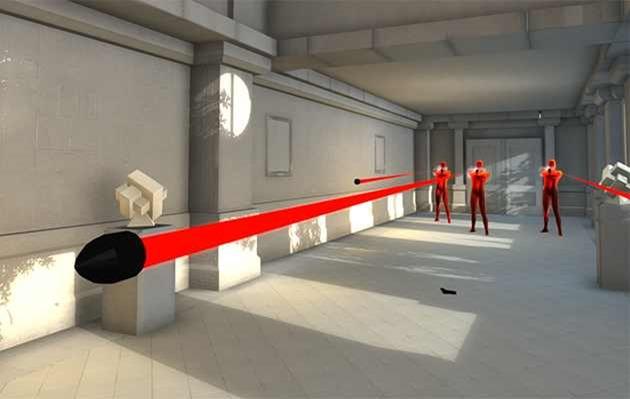 superhot web game joc online kickstarter proiect