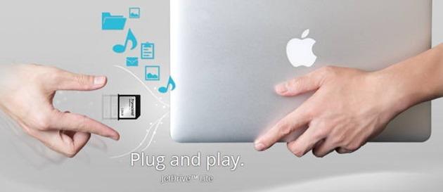 transcend jetdrive-lite macbook