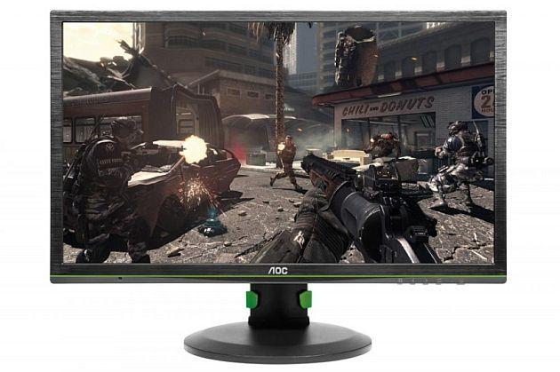 AOC lansează un monitor cu tehnologia Nvidia G-Sync