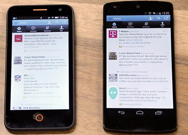 Firefox OS android-apps-cross-platform