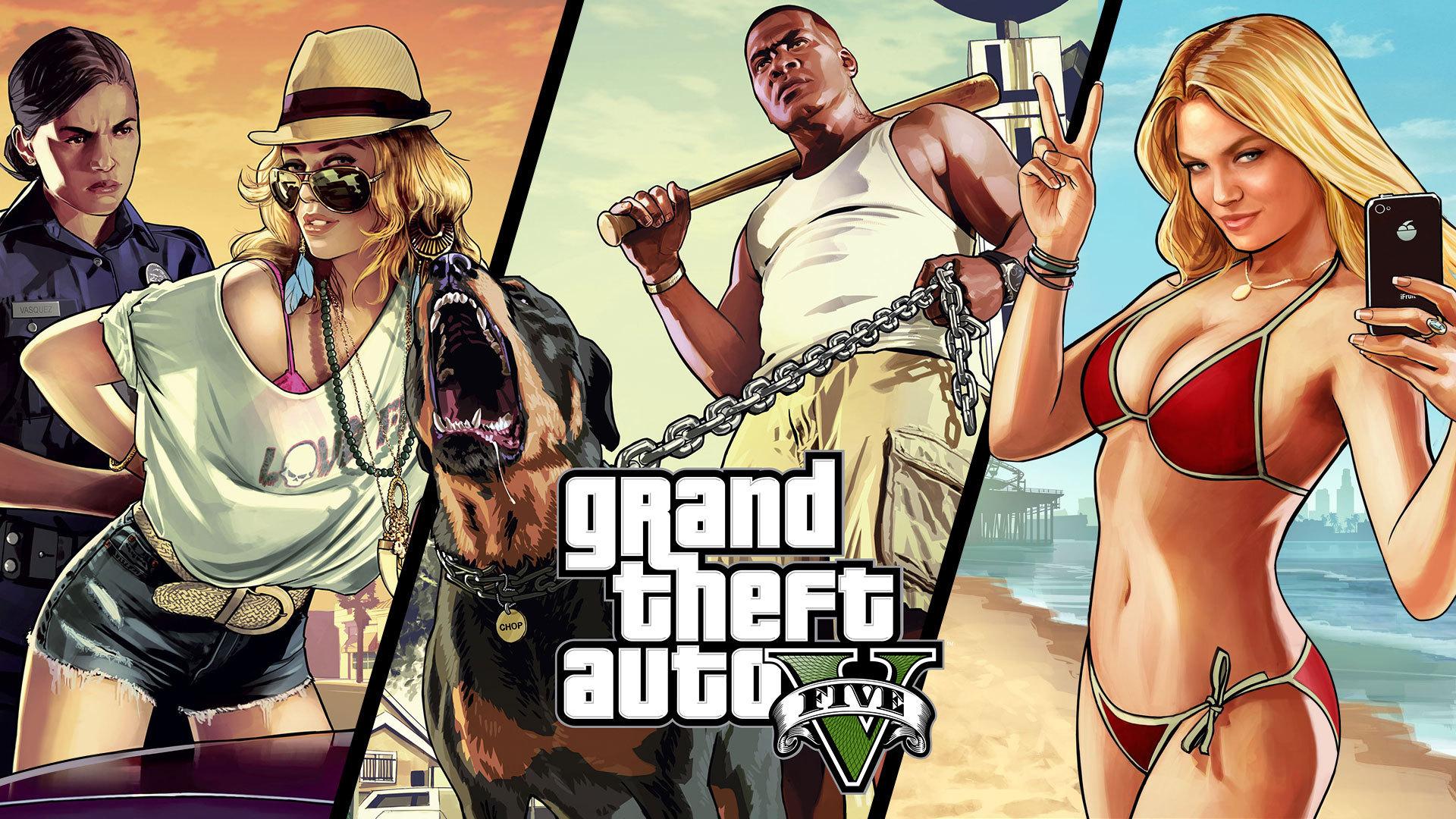 Grand Theft Auto V ajunge și pe PC [VIDEO]