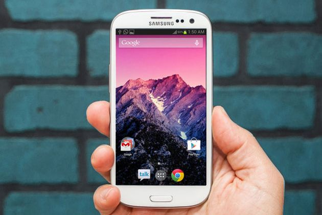Galaxy S3 KitKat