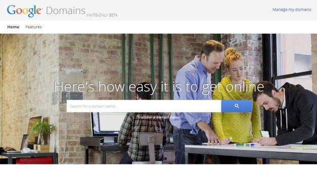 Și Google intră în business-ul de vânzare de domenii online
