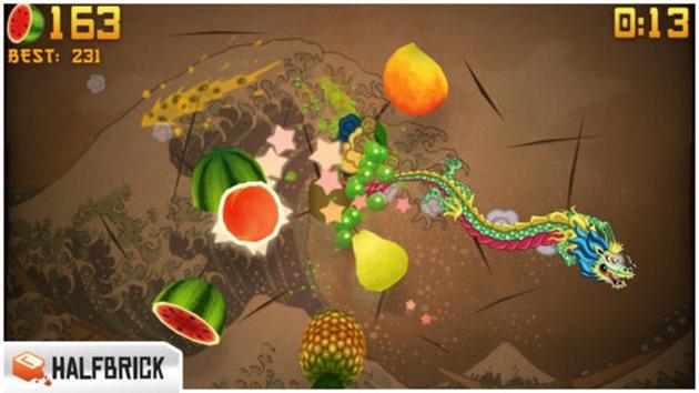 Halfbrick Studios Fruit Ninja gratuit