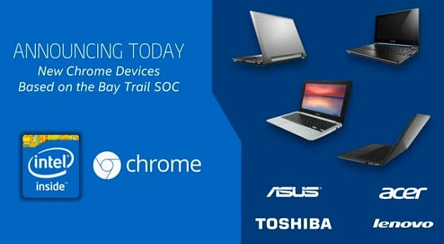 Intel Chromebook