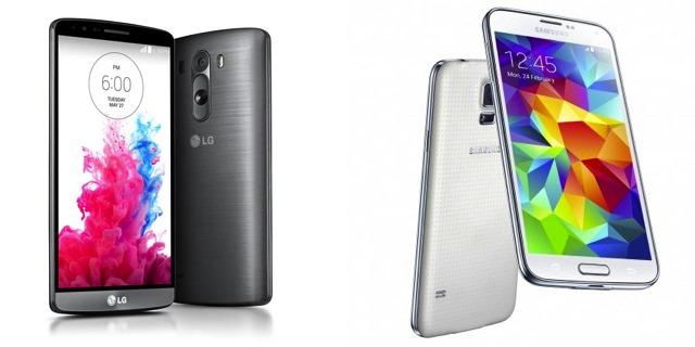 Test pentru fotografii perfecte:  LG G3 sau Galaxy S5 ?[VIDEO]