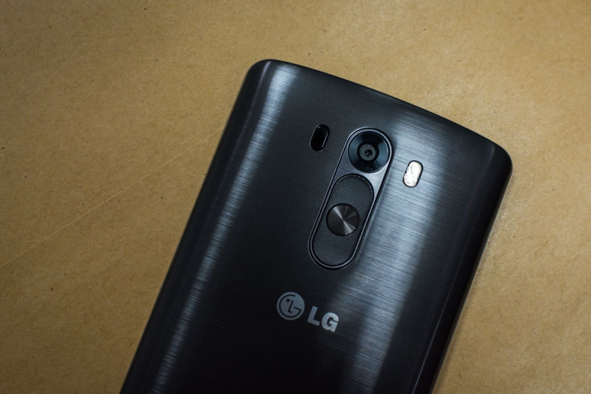 LG G3 este surpinzător de rezistent la apă [VIDEO]