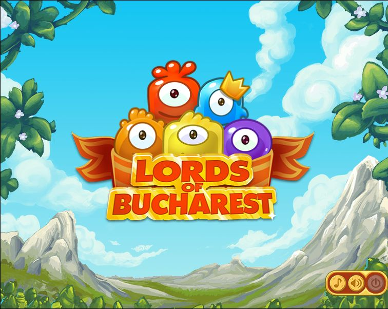 Lords of Bucharest, un nou joc de la creatorii Bubble Witch Saga
