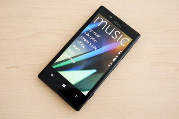 Nokia lumia windows phone wp8.1 -music