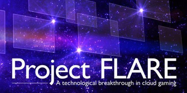 Project Flare este capabil să randeze o hartă de 17 ori mai mare decât Skyrim