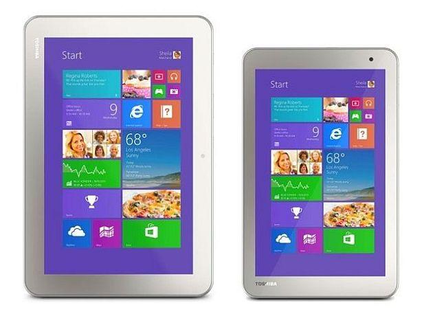 Noile tablete Toshiba Encore 2 au fost dezvăluite și vin cu Windows 8