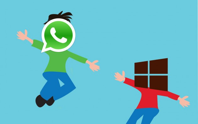 WhatsApp a revenit în Windows Phone Store