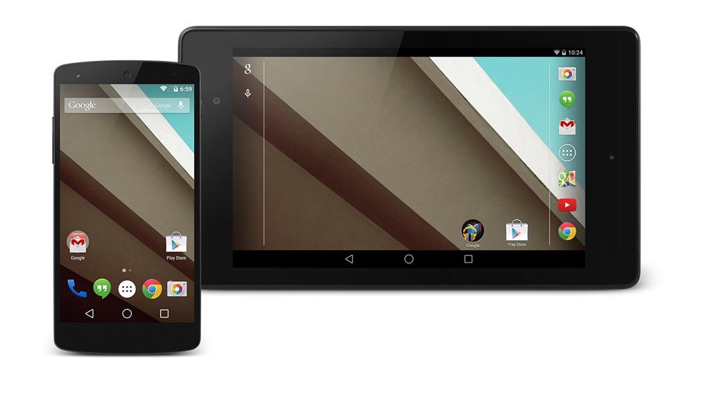 Cum puteţi experimenta acum noul Android L