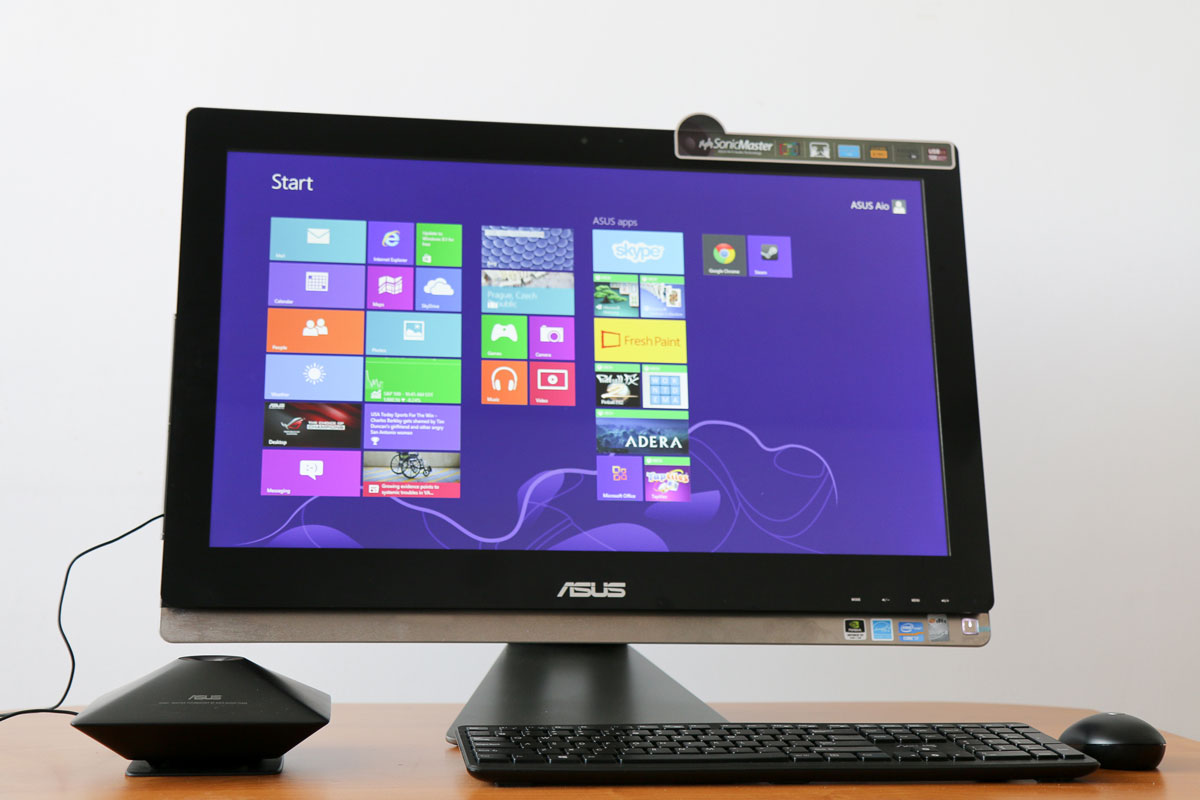 ASUS ET2701 – Un All In One perfect echipat [REVIEW]