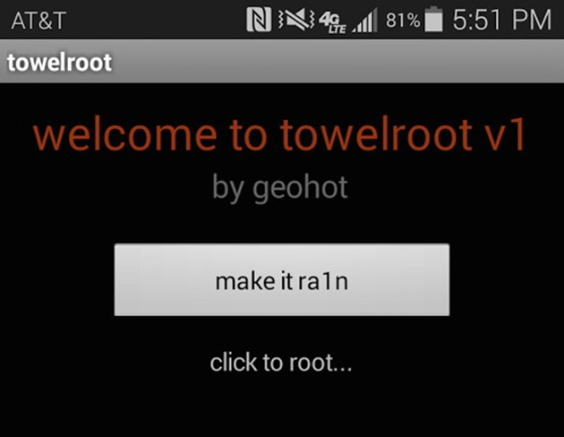 geohot towelroot-verizon-att-galaxy-s5