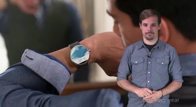 google android-wear