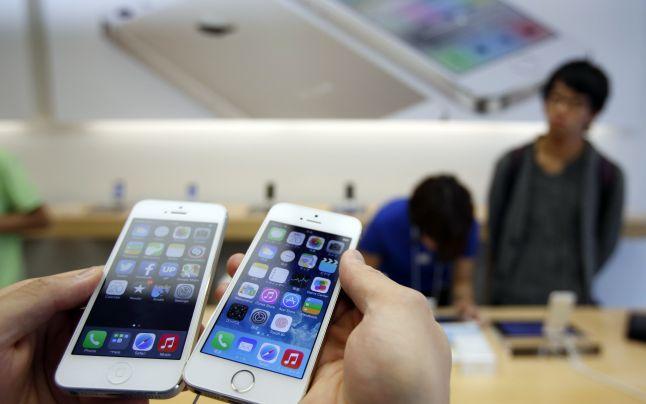"""iPhone, """"cheie"""" pentru mașină: Tesla Motors vrea să transforme telefonul Apple în așa ceva"""