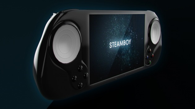 steamboy steam steambox consola portabila
