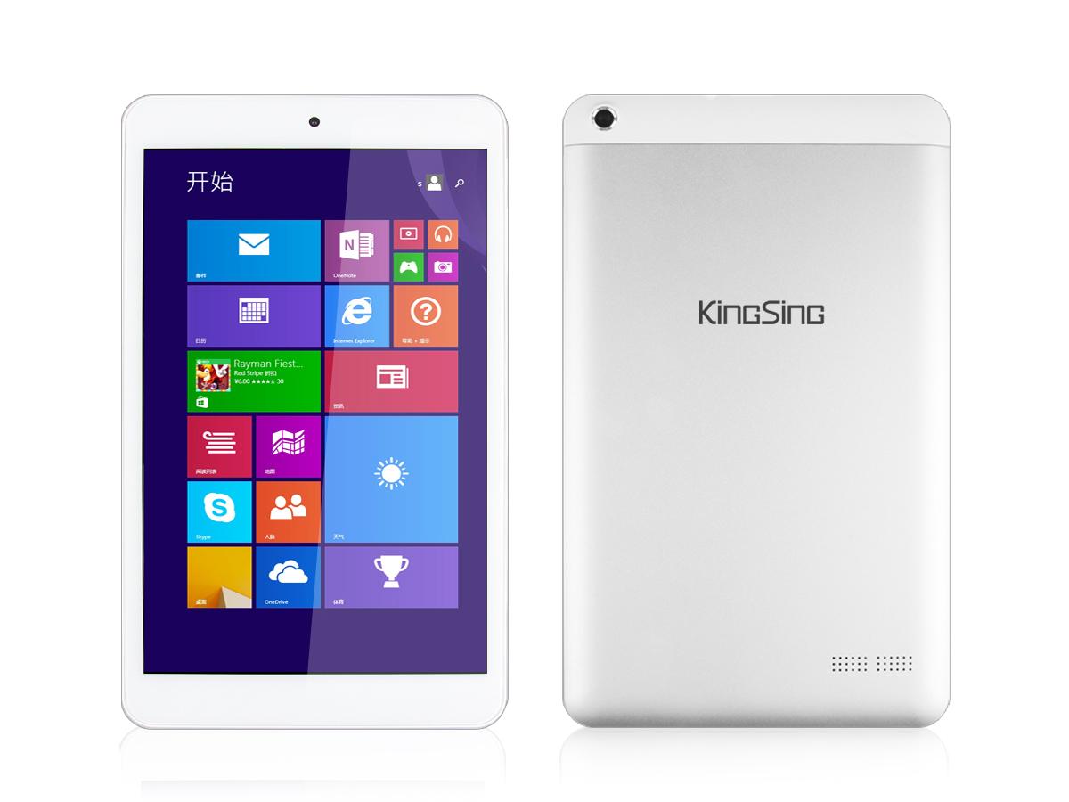 Kingsing W8 e o tabletă cu Windows 8 și costă 100 de dolari