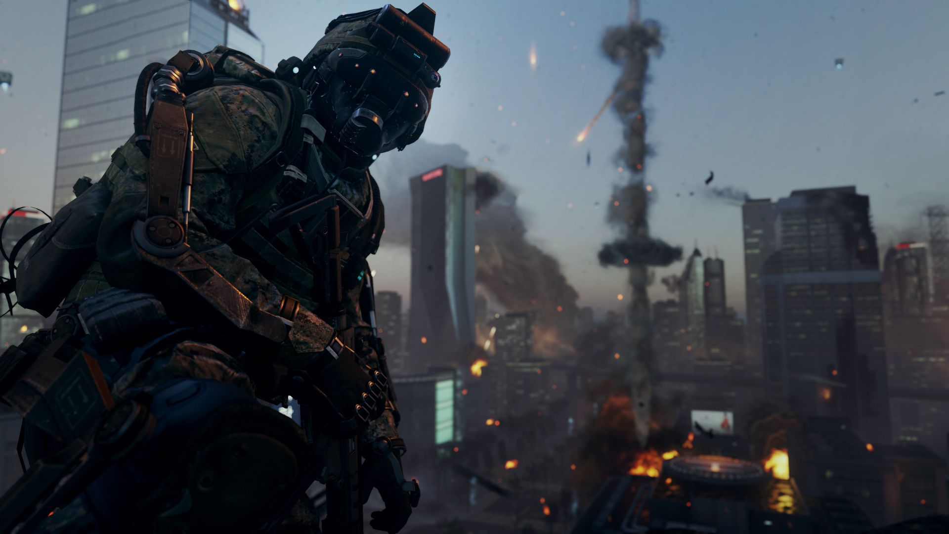 Activision anunță edițiile speciale de Call of Duty: Advanced Warfare