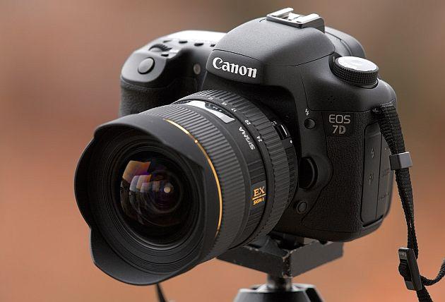 Canon 7D Succesor