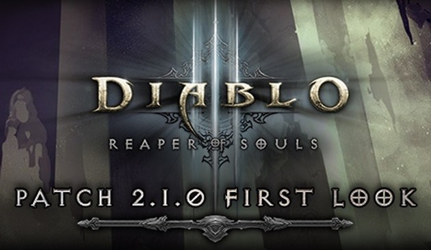 Diablo 3 Patch 2.1 update