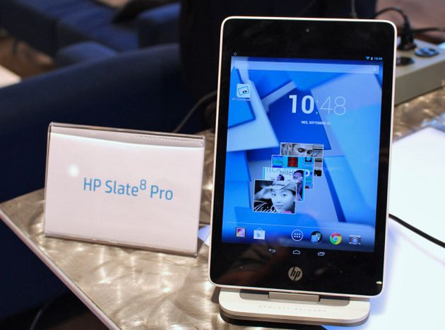 """HP Slate 8 Plus, o """"nouă"""" tabletă cu noi specificații"""