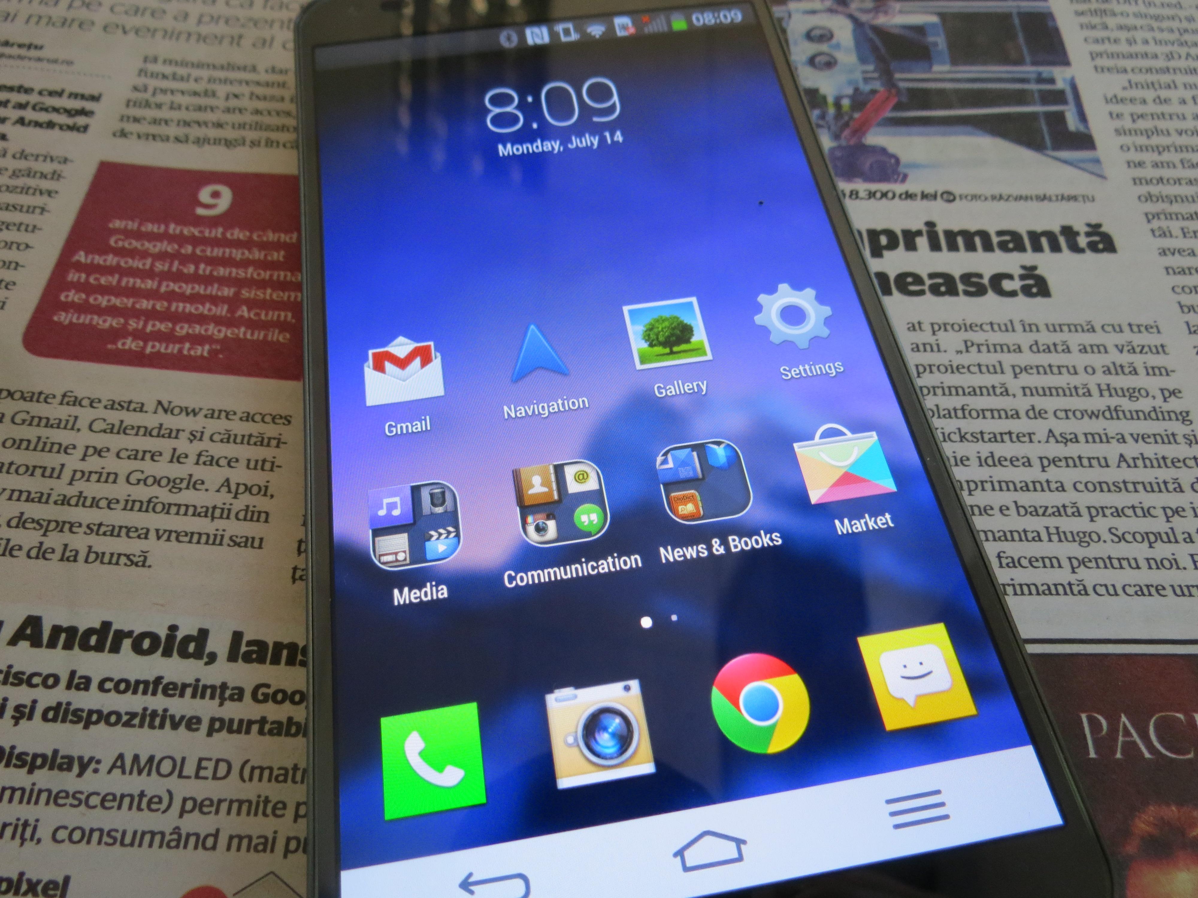 Apus, un launcher nou de Android care se bazează pe simplitate
