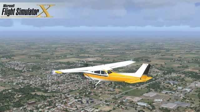 Microsoft Flight Simulator revine