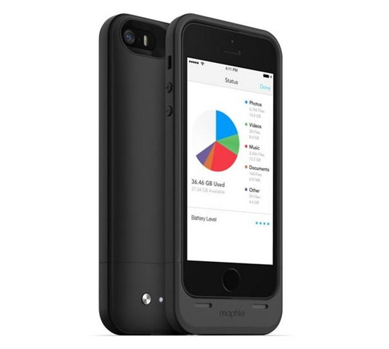 Mophie space-case pack events