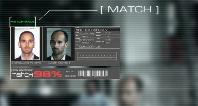 Poliția din UK testează cel mai rapid sistem de recunoaștere facială