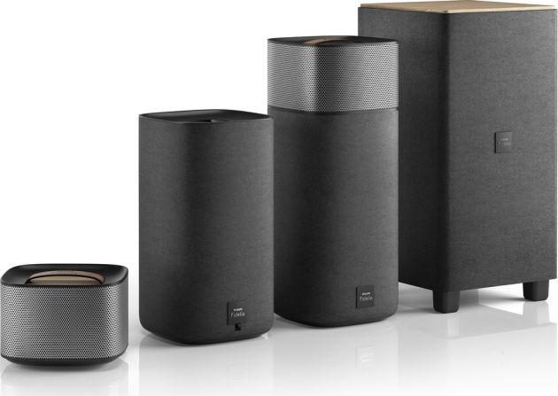 Philips lansează un nou sistem audio wireless
