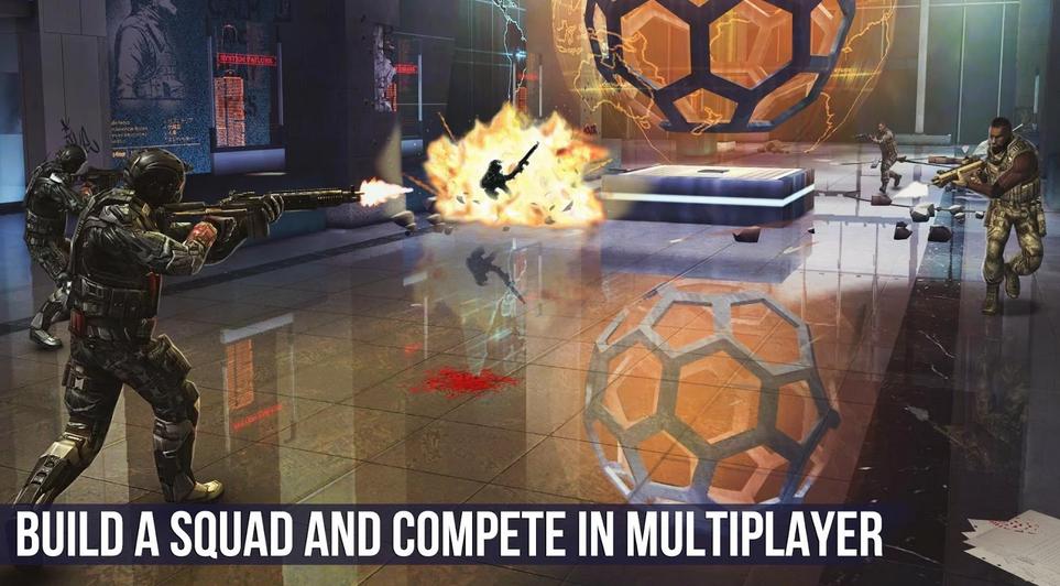 Modern Combat 5, lansat oficial pe Android și iOS