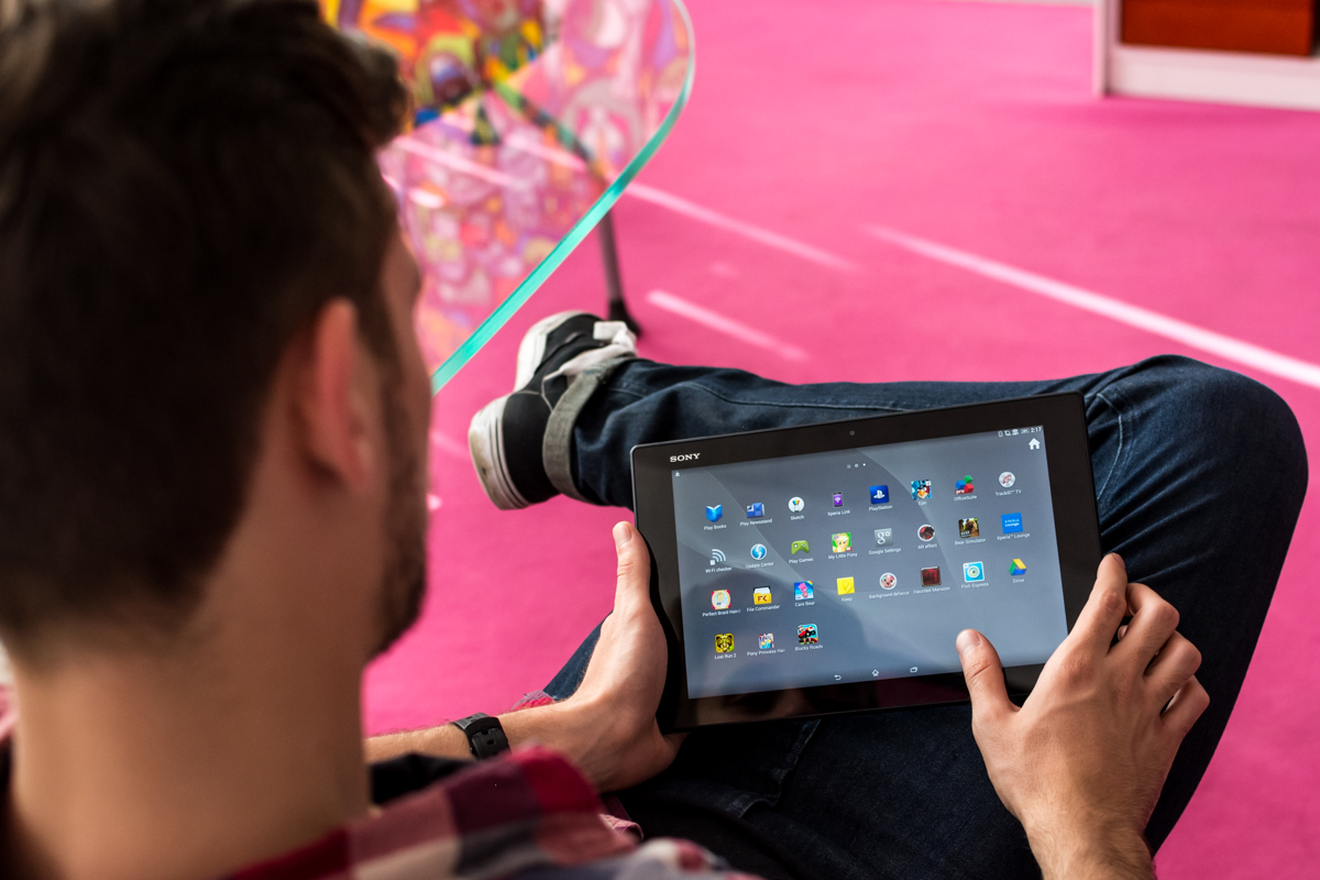 Sony Xperia Z2 Tablet – multimedia cu stil [REVIEW]