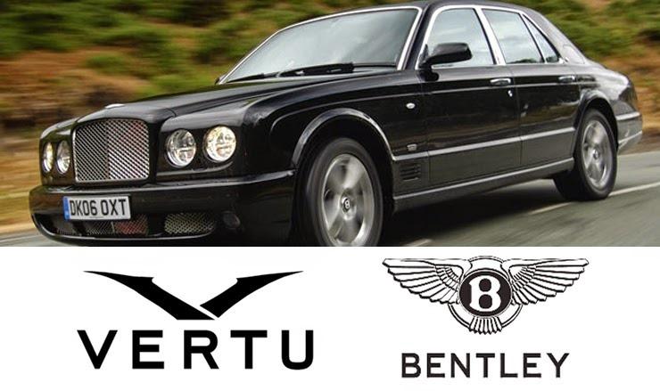 Parteneriat la masa bogaților: Vertu și Bentley, parteneri pentru telefoanele milionarilor