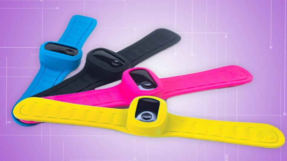 KidFit Wristband, o brățară inteligentă pentru copii