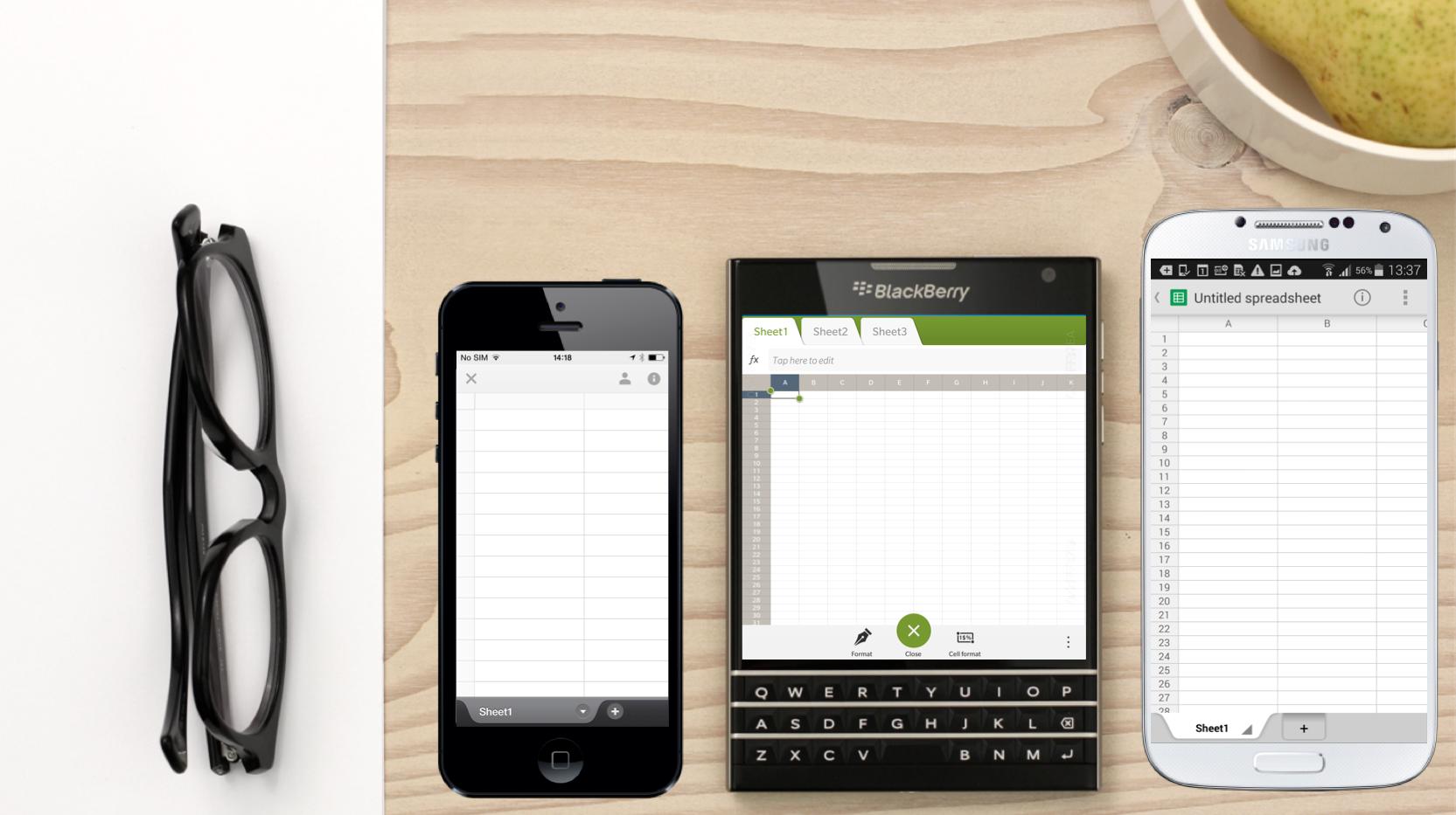IMAX al productivității: BlackBerry își apără telefonul cu ecran pătrat, ba chiar e o inovație
