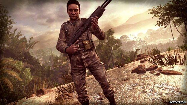 """Un fost dictator îi dă în judecată pe creatorii """"Call of Duty"""" pentru că i-au folosit imaginea"""