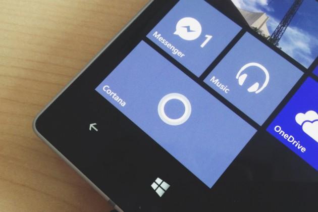 Windows Phone cu Cortana