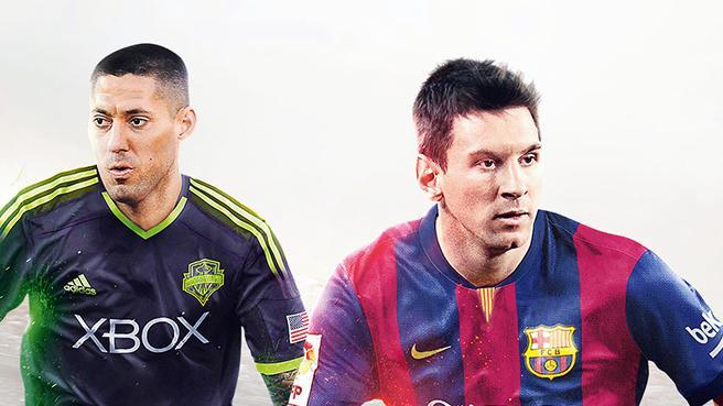 FIFA 15 apare în septembrie. Cele mai importante caracteristici [VIDEO]