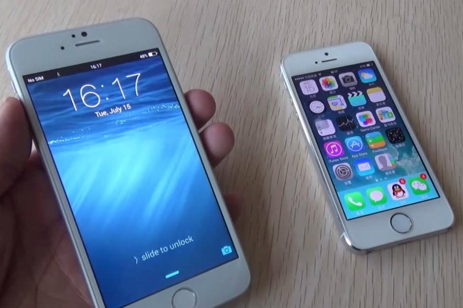 Prima clonă de iPhone 6 este prezentată. Vine din China și se numește WICO 6 [VIDEO]