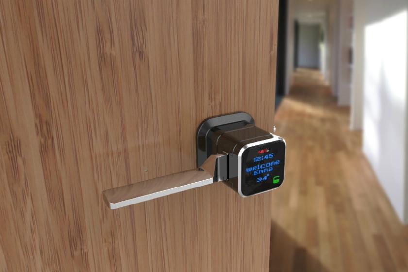 Telefonul devine cheia casei cu Genie Smart Lock
