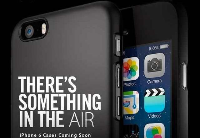 Încep precomenzile la carcase de iPhone 6. Mai aşteptăm telefonul