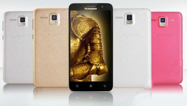 Lenovo Golden Warrior A8, un smartphone cu imitație din piele