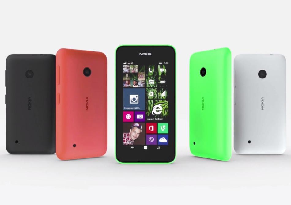 Nokia Lumia 530 – detalii și prețurile oficiale