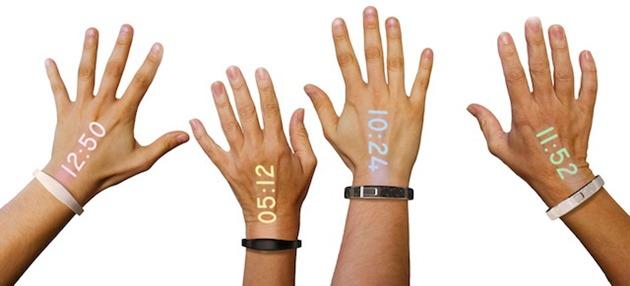 ritot smartwatch proiector