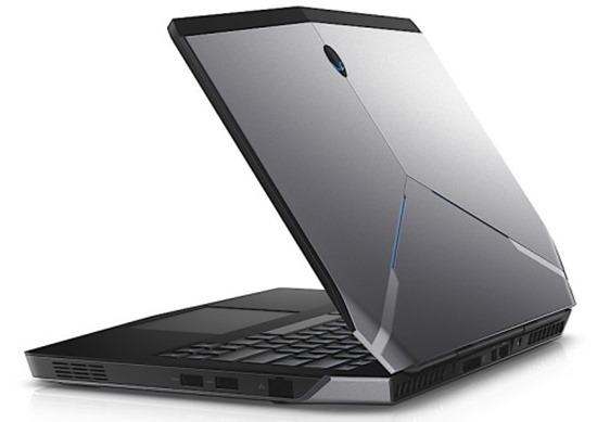 Dell Alienware 13 side