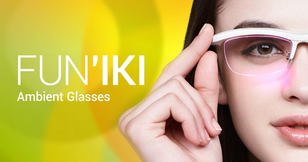 FUN'IKI sunt poate cei mai interesanți ochelari inteligenţi pentru iPhone [VIDEO]