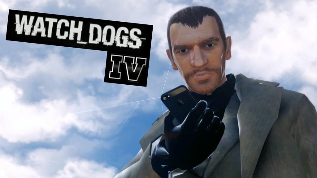 GTA 4 pentru PC încorporează magia Watch Dogs printr-un mod [VIDEO]